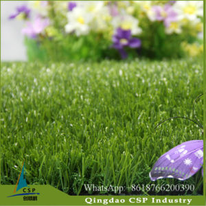 N- Nice-Looking Artificial Turf Grass /Synthetic Grass Turf for Garden pictures & photos