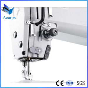 Intergrated Automatic Thread Trimmer Lockstitch Sewing Machine pictures & photos