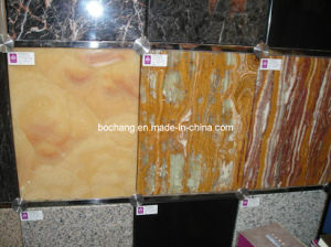 Engineered Artificial Stone Marble for Tile Slab Countertop pictures & photos