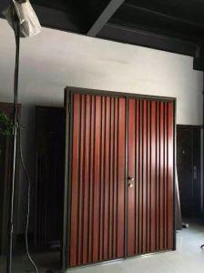 New Design Steel Metal Security Door pictures & photos