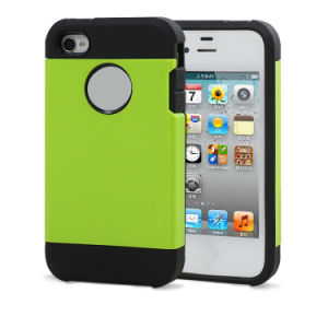 Slim Hard Armor Case2 for iPhone4 pictures & photos