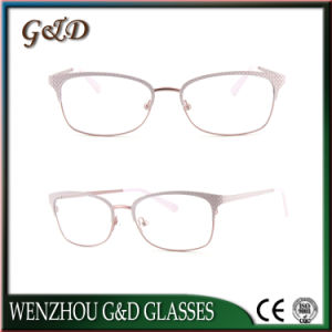Fashion New Popular Design Metal Optical Frame Eyewear Eyeglass pictures & photos