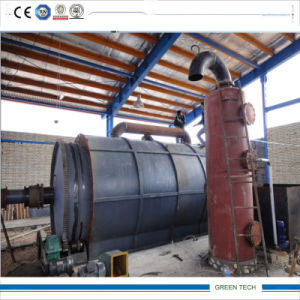 10ton Pyrolysis Machine of Polythylene Film Recycling to Oil pictures & photos