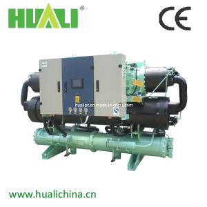 Large Capacity Water Cooler Water Chiller with Famous Brand Compressor (HLWW-740DM) pictures & photos