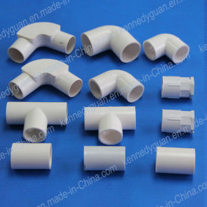 Electrical Pipe Fittings PVC Joining Coupling pictures & photos