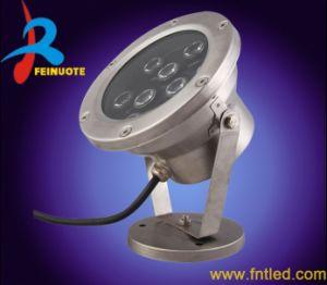 9W LED Underwater Light (FNT-UWL-9W-A)