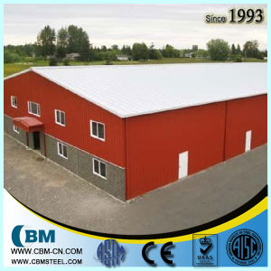 2016 High Quality Steel Structural Workshop