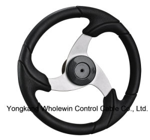 Wholewin Yk7-161-F Marine Steering Wheel
