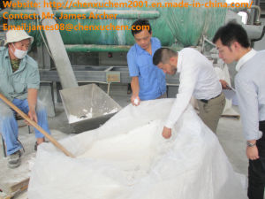 Aluminum Hydroxide for The Construction of Tunnel Engineering pictures & photos