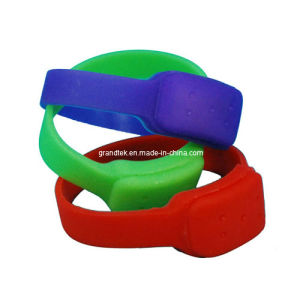 Anti Mosquito Bug Repellent Bracelet Wrist Band Natural No Insects pictures & photos