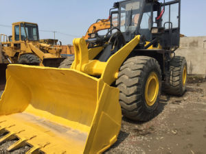 Komatsu WA380-3 Used Wheel Loader pictures & photos