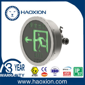 Explosion Proof Rechargeable LED Emergency Light pictures & photos