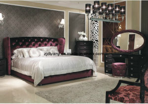 Post-Modern Style Wood Bedroom Furniture pictures & photos