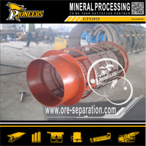 Small Gold Mining Separation Machine Mini Portable Gold Ore Trommel pictures & photos