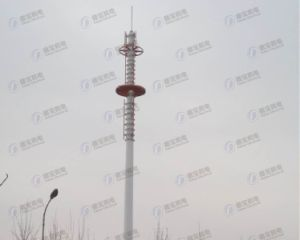 Butterfly Type Landscape Telecommunication Steel Tower pictures & photos