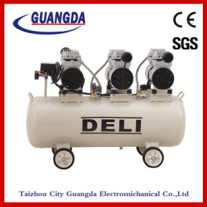 80L 680W*3 Oil Free Air Compressor (GDG80) pictures & photos