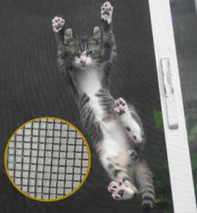 Polyester Insect Screen Window Pet Mesh pictures & photos