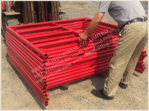 Fast Lock Type Powder Coated Scaffolding Frames pictures & photos