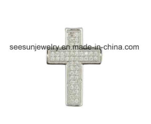 925 Silver Cross Pendant pictures & photos