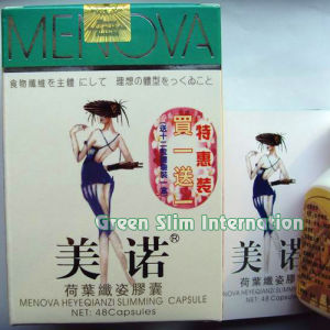 Menova Heyeqianzi Herbs Slimming Capsules Products pictures & photos