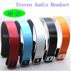 Sport Bluetooth Stereo Audio Headset for Mobile Phone (BH-23) pictures & photos