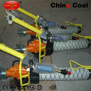 Mqt120 Portable Handheld Mining Tunneling Pneumatic Roofbolter Machine pictures & photos