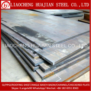 Q235 Hot Rolled Mild Carbon Steel Plate with ISO9001 pictures & photos