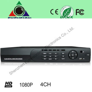 4CH H. 264 HD (1080P) IP Camera Security NVR (EV-CH04-H1405) pictures & photos