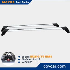 Wing Bar Storage Carrier with Fixed-Point Install for Mazda (RR216)