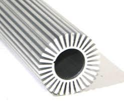 Computer Heat Sink Aluminium Alloy Anodized Radiator Profile pictures & photos