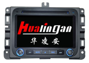 Hualingan GPS Navigation for Dodge RM 1500 Car DVD Player with 1080P HD Video Display pictures & photos