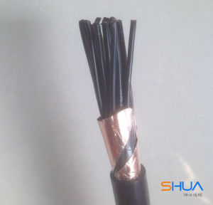 Control Cable Flame Retardant Copper Tape Shield pictures & photos