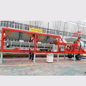 30m3/H Mobile Concrete Batching Plant