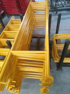 Scaffolding Frame Guard Rail Panels pictures & photos