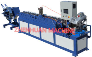 Tdc Flange Making Machine for Square Ventilation Duct pictures & photos