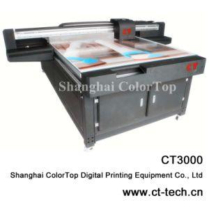 High Resolution UV Flatbed Printer