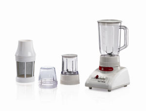 Geuwa 3in1 Mill Mincer &Food Processor pictures & photos