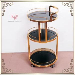 Liquor Trolley (RS150502) Cart Trolley Stainless Steel Furniture