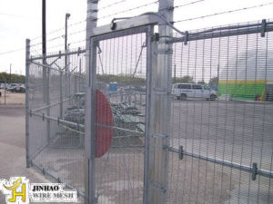 Steel Wire Mesh Fence (JINHAO FENCE MASTER) Jh-004A
