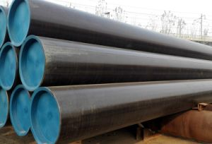"Natural Gas Tube Gr. B X42 X52, API 5L Natural Gas Tube Sch40 6"" 10"" 16′ 20"" pictures & photos"