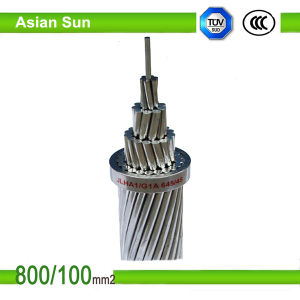 Aluminum Conductor Clad Steel Reinforce Wire ACSR for Overhead pictures & photos
