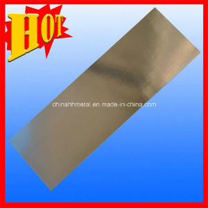 Niobium Sheet Niobium Plate with Super High Purity pictures & photos