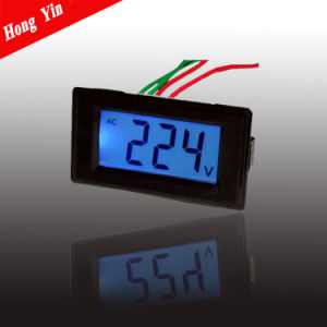 D69-22 High Accurancy Digital Voltage Meter Panel Meter pictures & photos