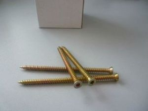 China Hex Concrete Screw High -Low Thread with Good Quality, 2016, New pictures & photos