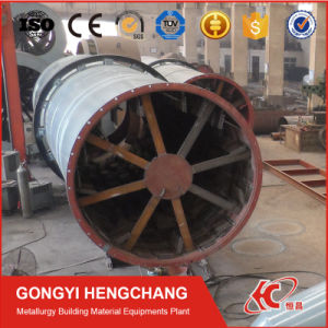 Large Capacity Rotary Dryer for Bentonite, Titanium Concentrate, Manganese Ore pictures & photos