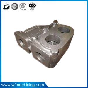 OEM Iron/Metal Casting/Resin Mould Coated Sand Lamp Parts pictures & photos