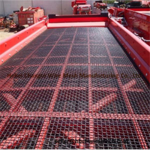 Professional Galvanized Wire Crimped Mesh pictures & photos