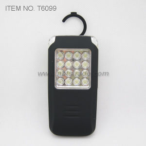 16LED Working Light with Flashlight (T6099) pictures & photos