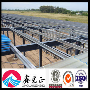 Prefabricated Steel Structure Warehouse (SS-16) pictures & photos