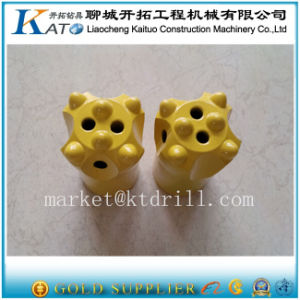 Rock Taper Drill Button Bit 32mm 34mm 38mm pictures & photos